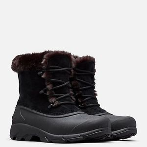 NWT SOREL Snow Angel Black